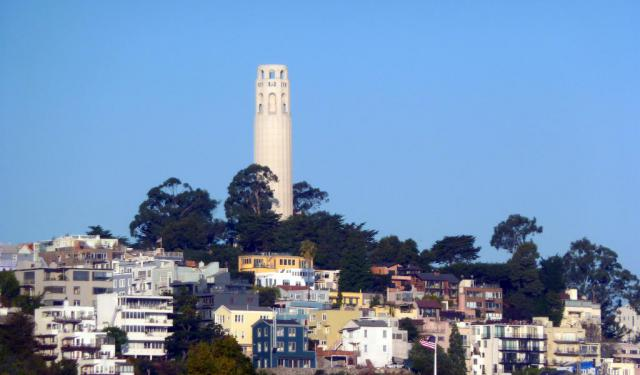 Telegraph Hill Area Walking Tour