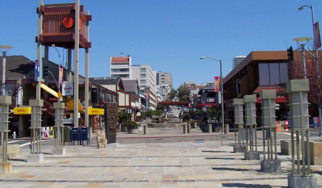 Japantown Walking Tour