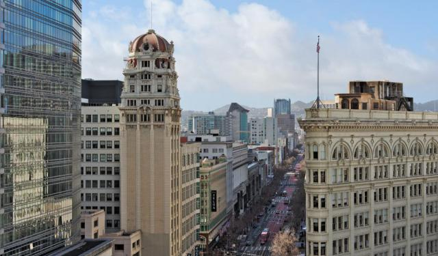 Famous Architecture Walking Tour, San Francisco