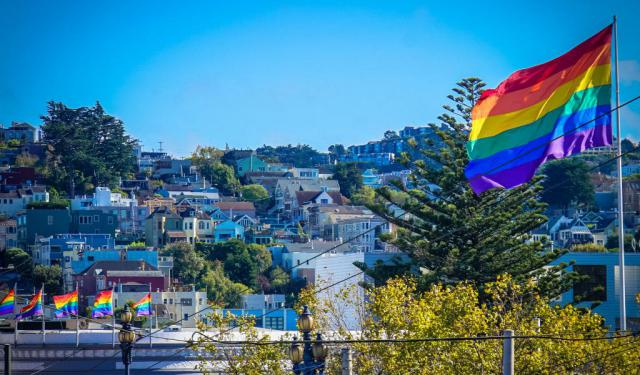 Castro District Walking Tour, San Francisco