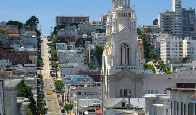North Beach Walking Tour