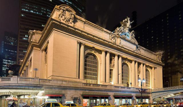 Grand Central Station to Union Square, New York