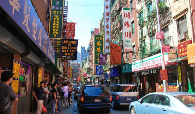 NYC's Chinatown and Little Italy Walking Tour, New York