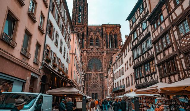 Strasbourg Downtown Walking Tour