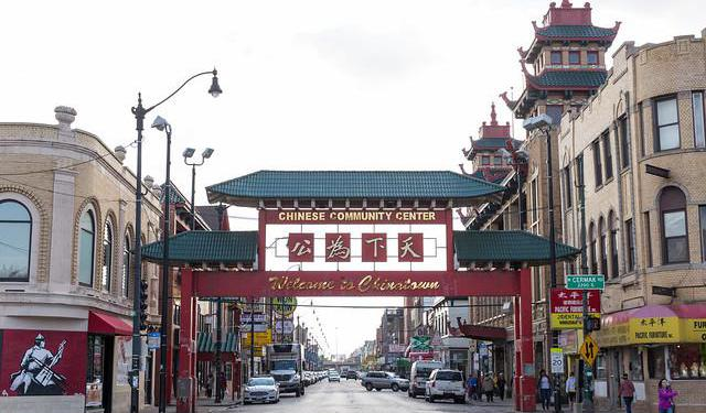Chinatown Walking Tour, Chicago