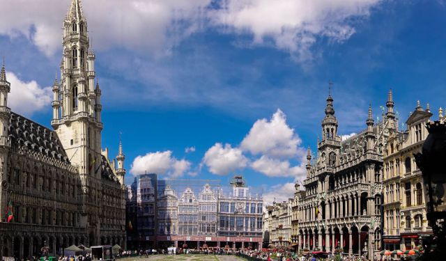 Grand Place Walking Tour, Brussels