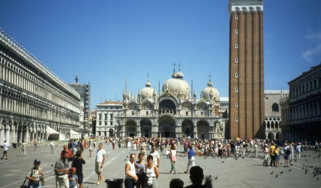 Piazza San Marco Walking Tour, Venice