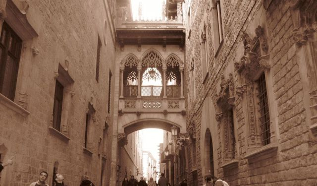 Barri Gotic Walk