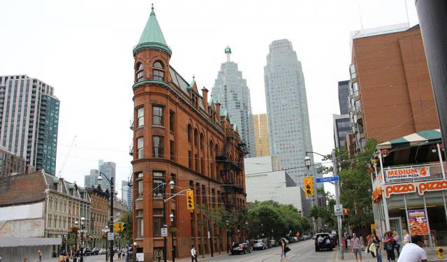 Toronto's Historic Walking Tour, Toronto