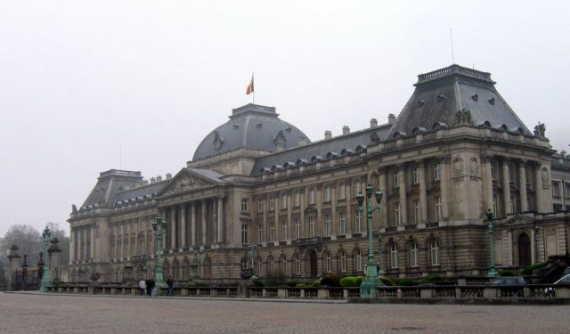 Royal Sightseeing in Brussels