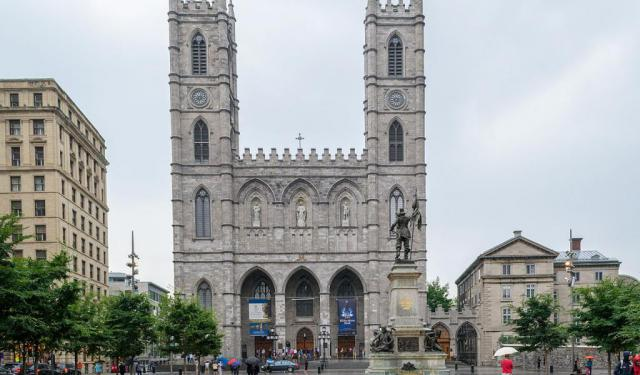 Religious Buildings Walking Tour, Montreal, Montreal