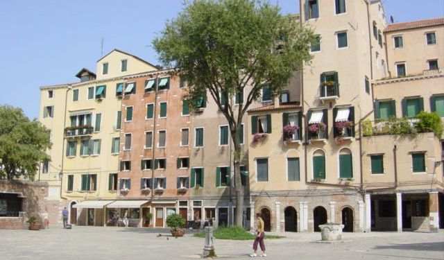 Jewish Ghetto Tour, Venice