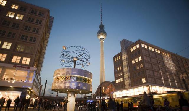 Alexanderplatz Walking Tour, Berlin