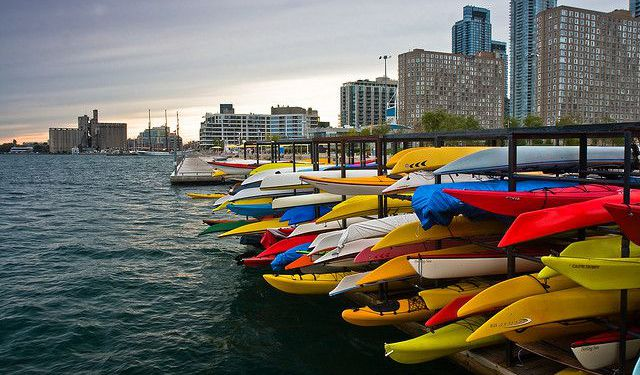 Toronto's Waterfront Self-guided Tour