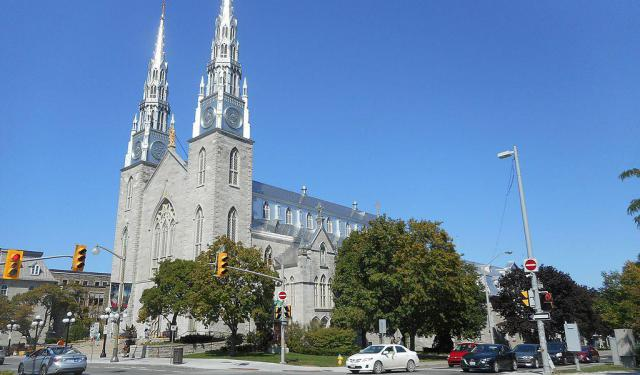 Ottawa's Historical Churches Walking Tour, Ottawa