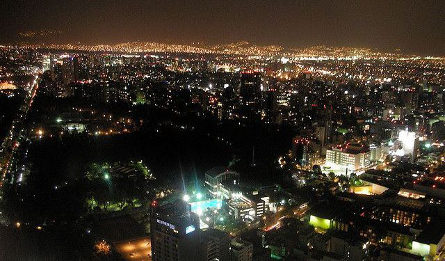 Mexico City's Nightlife, Mexico City