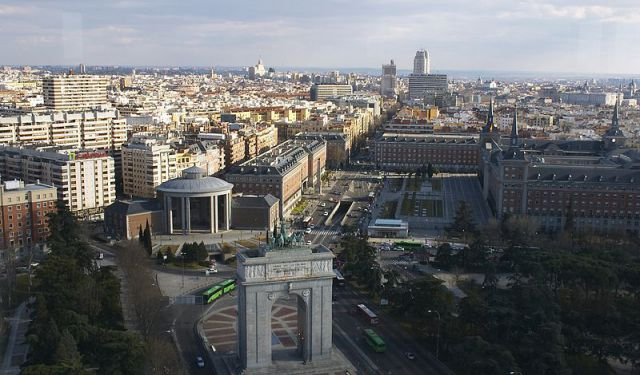 Moncloa and Camberi Walking Tour