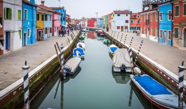 Murano Island Walking Tour, Venice