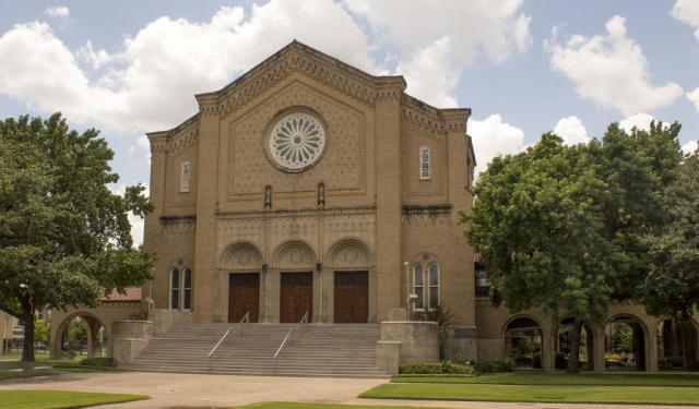 Historical Religious Sites Walking Tour, Houston
