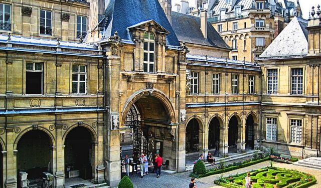 Le Marais Walking Tour, Paris