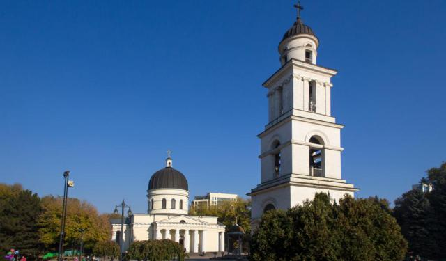 Religious Walking Tour of Chisinau, Chisinau