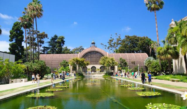 Balboa Park Walking Tour, San Diego