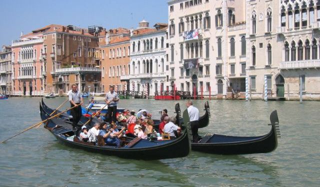 Grand Canal Walking Tour, Venice