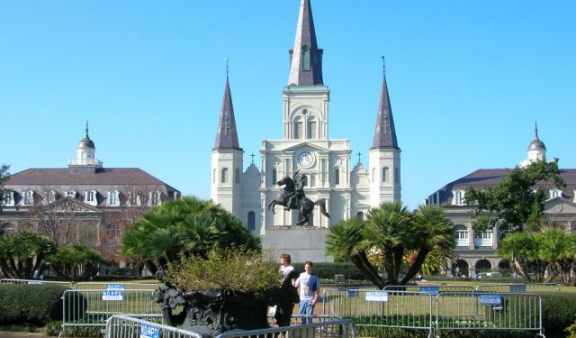 churches in new orleans new orleans louisiana