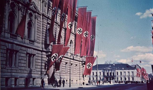 Third Reich Munich Walking Tour