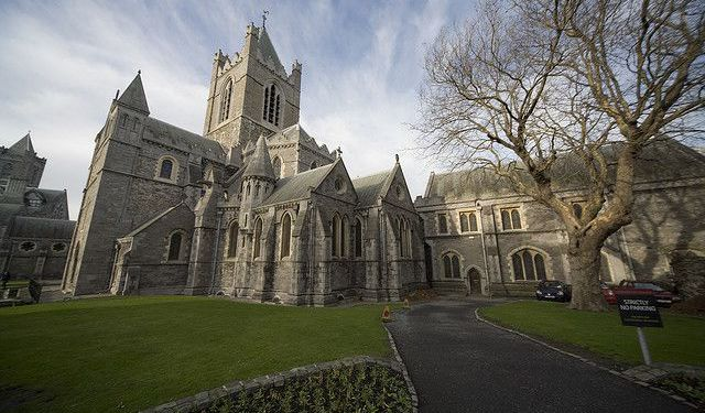 Places of Worship Tour, Dublin