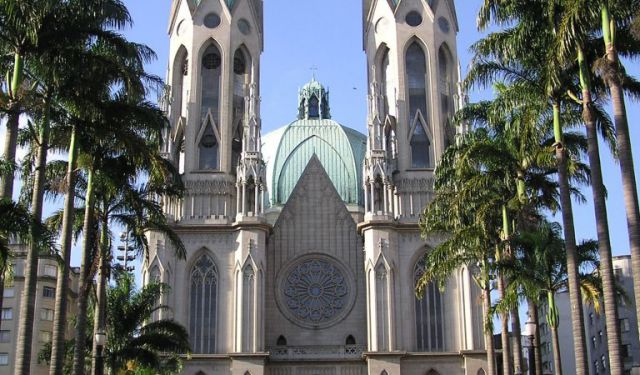 Walking Tour: Churches and Cathedrals, Sao Paolo, Sao Paulo