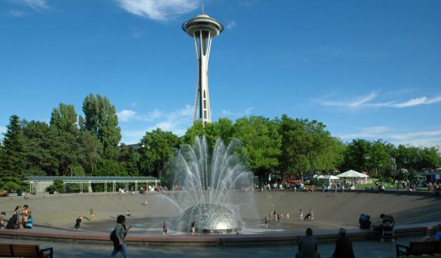 Seattle Center Walking Tour, Seattle