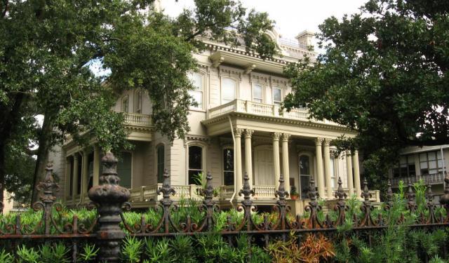 Garden District Tour, New Orleans