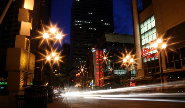 Downtown Nightlife, Seattle