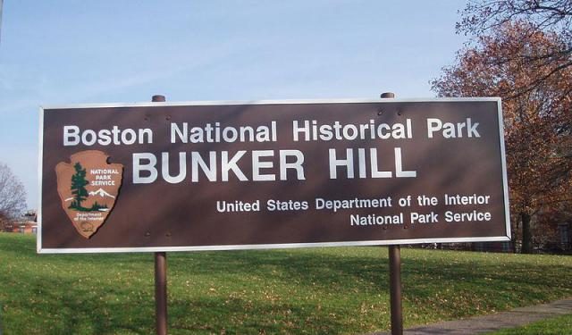 Bunker Hill Walking Tour, Boston