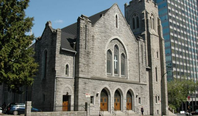 Walking Tour: Religious Edifices in Downtown Vancouver, Vancouver
