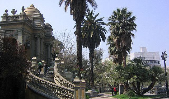 Self-Guided Tour: Landmarks of Santiago, Santiago