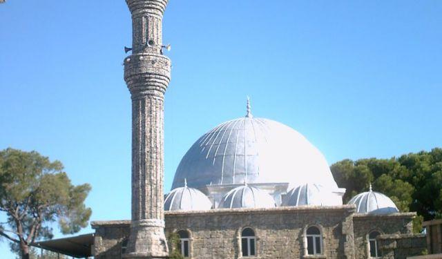 antalya historical worship places