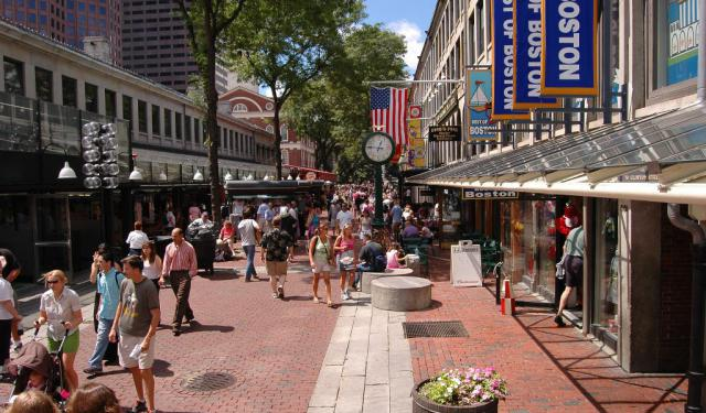 Boston Shopping Areas, Boston