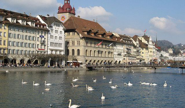 Top 7 Walking Tours in LucerneSwitzerland to Explore The City