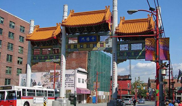 Walking Tour of Chinatown in Vancouver, Vancouver