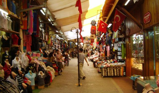 Bazaars & Markets Tour in Antalya, Antalya