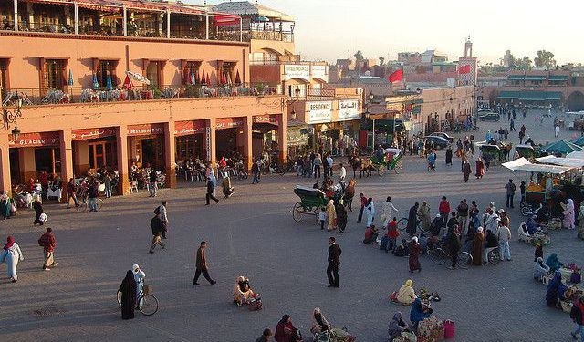 Marrakech for Kids, Marrakech
