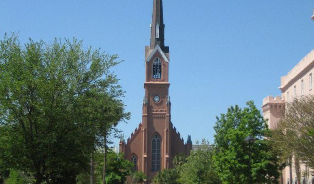 Downtown Religious Sites Tour, Charleston