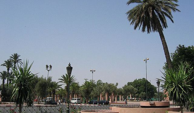 Gueliz Walking Tour, Marrakech