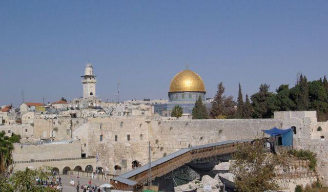 Self Guided Walking Tour Jerusalem