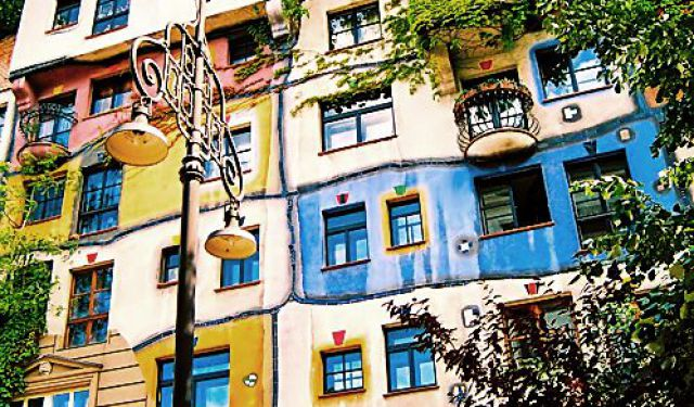 Vienna's Modern and Art Deco Architecture Walking Tour, Vienna