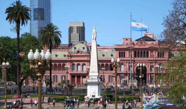 Buenos Aires Introduction Walk, Buenos Aires