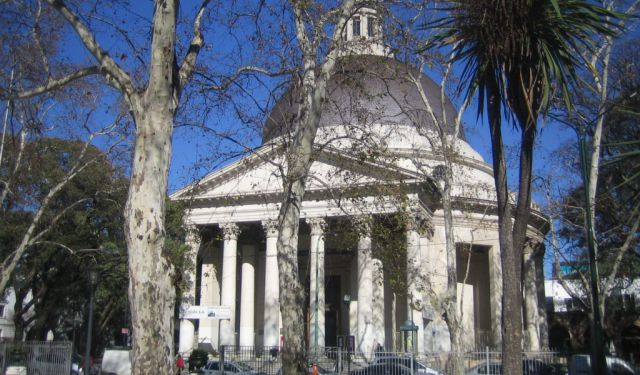 Historical Churches Walking Tour, Buenos Aires