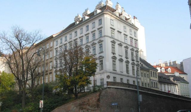 Famous Homes of Vienna